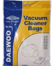Dust Bags For Daewoo RC300 Range Vacuum Cleaner Hoover Dust Bags